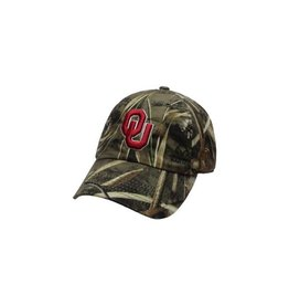 Top of the World TOW Crew Xtra Realtree Camo Adjustable Hat