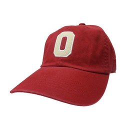 Top of the World TOW Crimson Felt Block Vintage O Hat