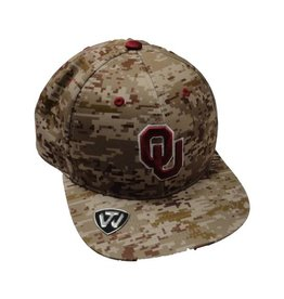Top of the World TOW Digi Camo Fitted Baseball Hat