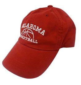 c161e12e6d9b7 Top of the World TOW Oklahoma Basketball Adjustable Hat