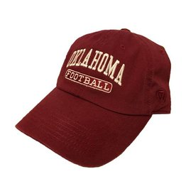9a422ab5a2e57 Top of the World TOW Oklahoma Football Adjustable Hat