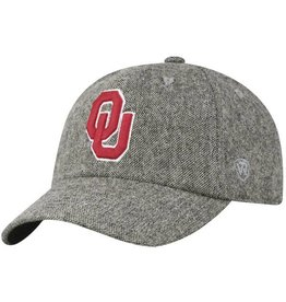 Top of the World TOW OU Tweed Adjustable Hat