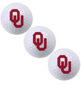 Team Effort OU 3 Pack Nike Golf Balls