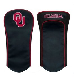 Team Effort OU Driver Head Cover