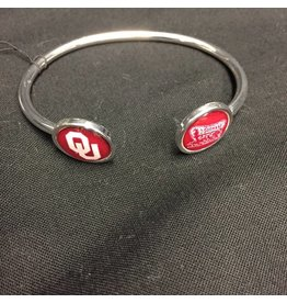 FTH FTH OU/Schooner Duo Cuff Bracelet