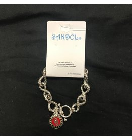 Sandol Sandol OU Link Silverton Bracelet