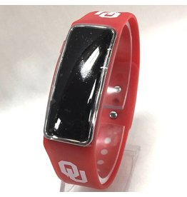 nuband OU Smart Watch Team Model Crimson