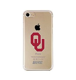 Guard Dog Guard Dog iPhone 7/8 Case Clear with Crimson OU
