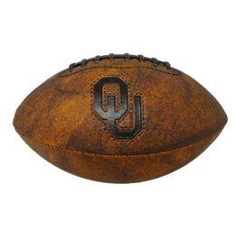 Wilson Vintage OU Mini Football