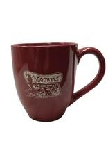 LXG Crimson Etched Schooner Mug