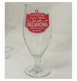 Nordic Oklahoma Sooners Stella Style Chalice