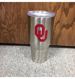The Memory Company OU Stainless Steel 32oz Travel Tumbler
