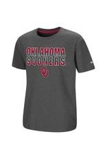 Colosseum Youth Junior Oklahoma Sooners OU Tee