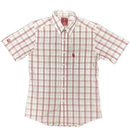 Antigua Men's Antigua Crew Short Sleeve OU Dress Shirt