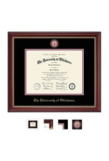 Church Hill Church Hill Masterpiece Kensington Gold Diploma Frame Bachelor's/Master's