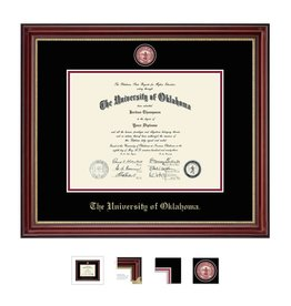 Church Hill Church Hill Masterpiece Kensington Gold Diploma Frame Bachelor's/Master's