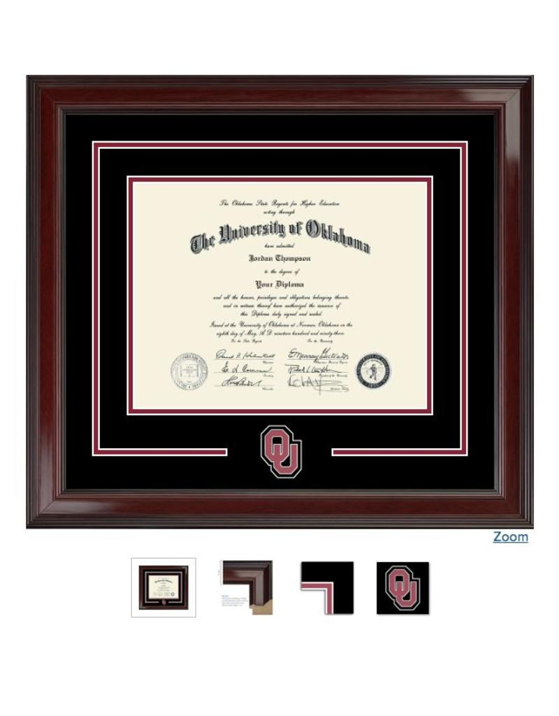 Church Hill Church Hill Spirit Encore Diploma Frame Bachelor's/Master's