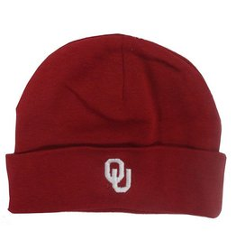 Top of the World TOW Infant Crimson Stretch Knit Beanie
