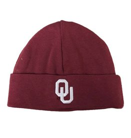 Top of the World TOW Infant Dark Crimson Stretch Knit Beanie