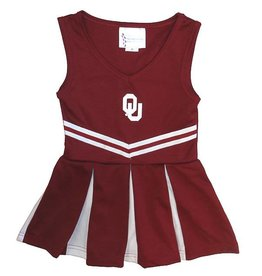 Two Feet Ahead Toddler Two Feet Ahead One Piece Cheer Uniform