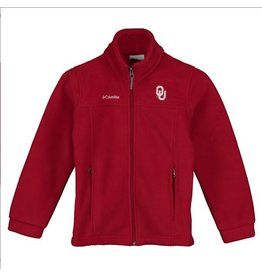 Columbia Youth Columbia Crimson Fleece Full Zip Jacket
