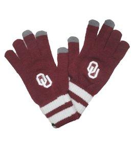 '47 Brand '47 Brand OU Crimson Knit Gloves