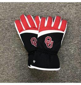 '47 Brand '47 Brand Tri-Color Heavy Gloves