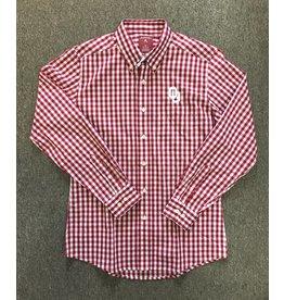 Antigua Antigua National Plaid Dress Shirt