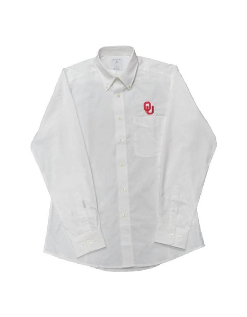 Antigua Antigua Solid Dress Shirt