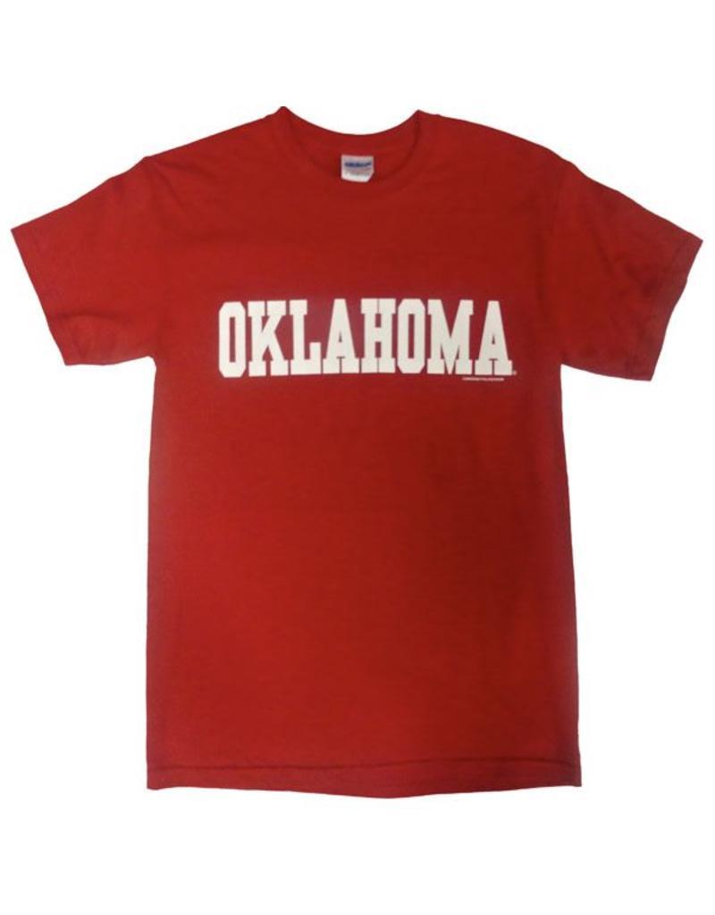 Gildan Basic Cotton Oklahoma Tee