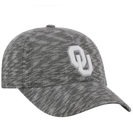 Top of the World TOW Women's Lily Oklahoma Adjustable Grey Cap