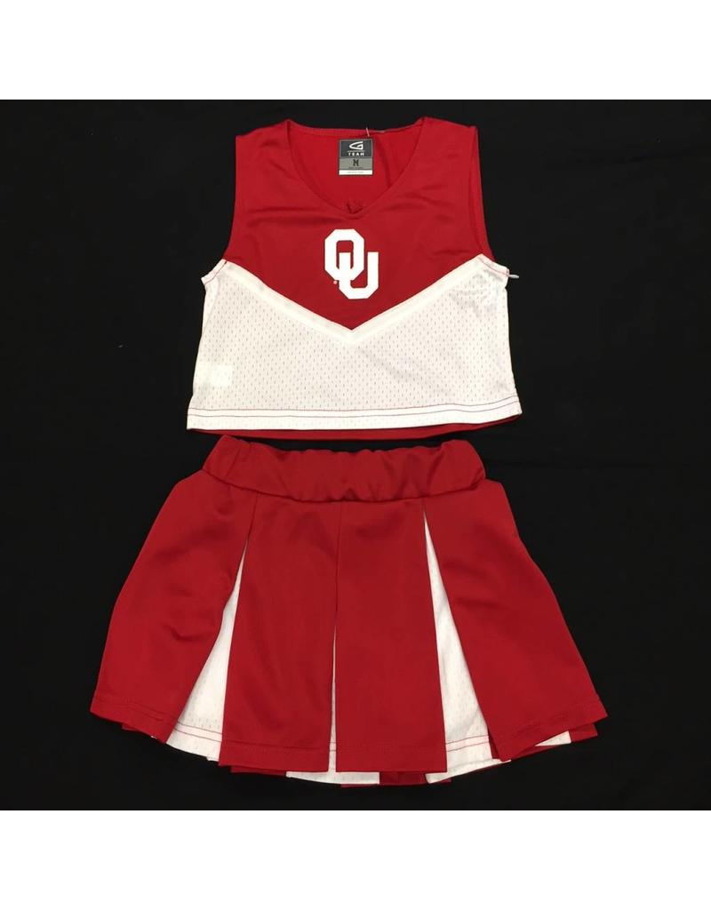 Garb Girls Youth Garb OU Cheer Uniform