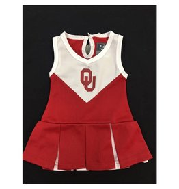 Garb Infant Garb OU Cheer Uniform