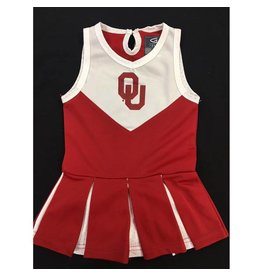 Garb Toddler Garb OU Cheer Uniform