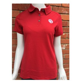 Cutter & Buck Women's Cutter & Buck Advantage Polo Crimson