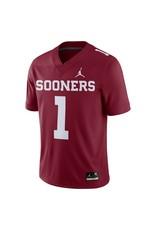 Jordan Jordan Brand Oklahoma Sooners Replica Game Jersey