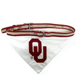 Pets First Pet First OU Collar Bandana