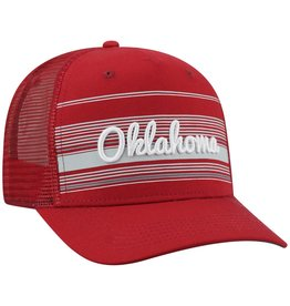 Top of the World Men's TOW 2Iron Oklahoma Script Adjustable Cap