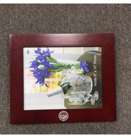Jardine OU Seal Rosewood Photo Frame 8x10 Horiz.