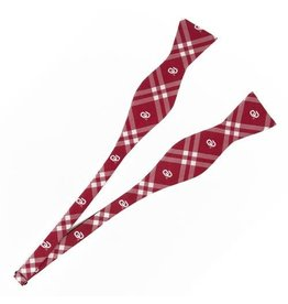 Eagles Wings Eagles Wings OU Self Tie Woven Polyester Rhodes Bow Tie