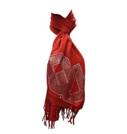 Gameday Couture Gameday Couture Sequin and Rhinestone OU Scarf