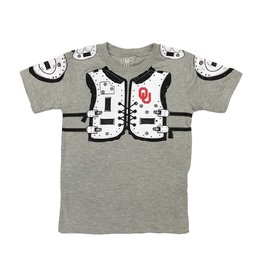 Wes & Willy Toddler Wes and Willy Shoulder Pad Tee