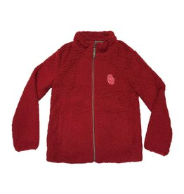 Summit Summit Crimson Full-Zip Sherpa