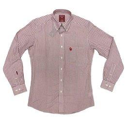 Antigua Men's Antigua OU Rank Dress Shirt