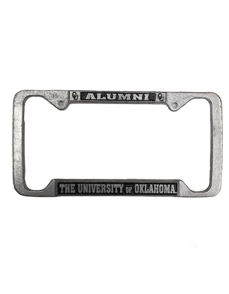Craftique Alumni Pewter License Frame - Balfour of Norman