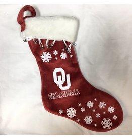 Topperscott OU Christmas Stocking