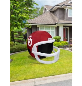 Sykel Inflatable OU Lawn Helmet