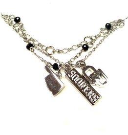 Emerson Street Multi-Charm OU Necklace