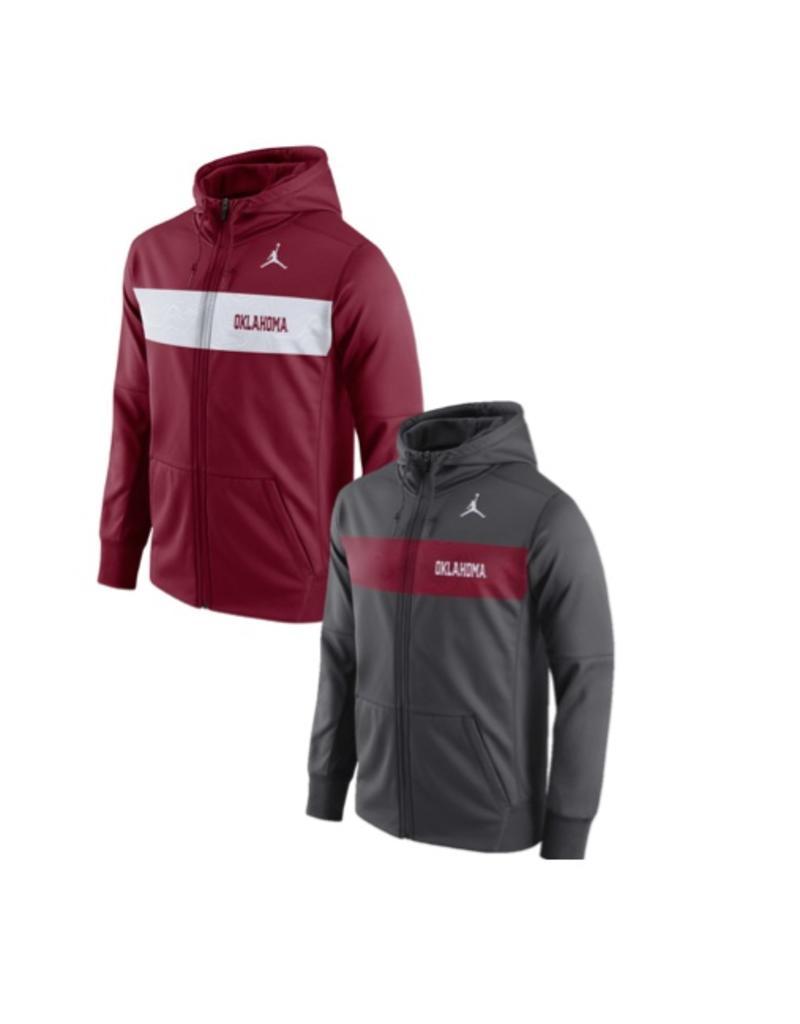 Jordan Men's Jordan Brand Therma-FIT Full Zip Hoodie