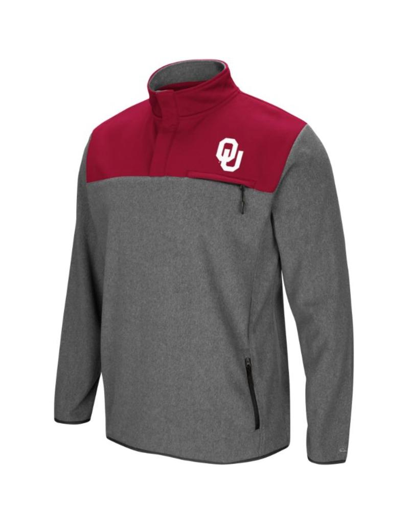 Colosseum Men's Colosseum You Can Do It 1/2 Snap Fleeec Pullover